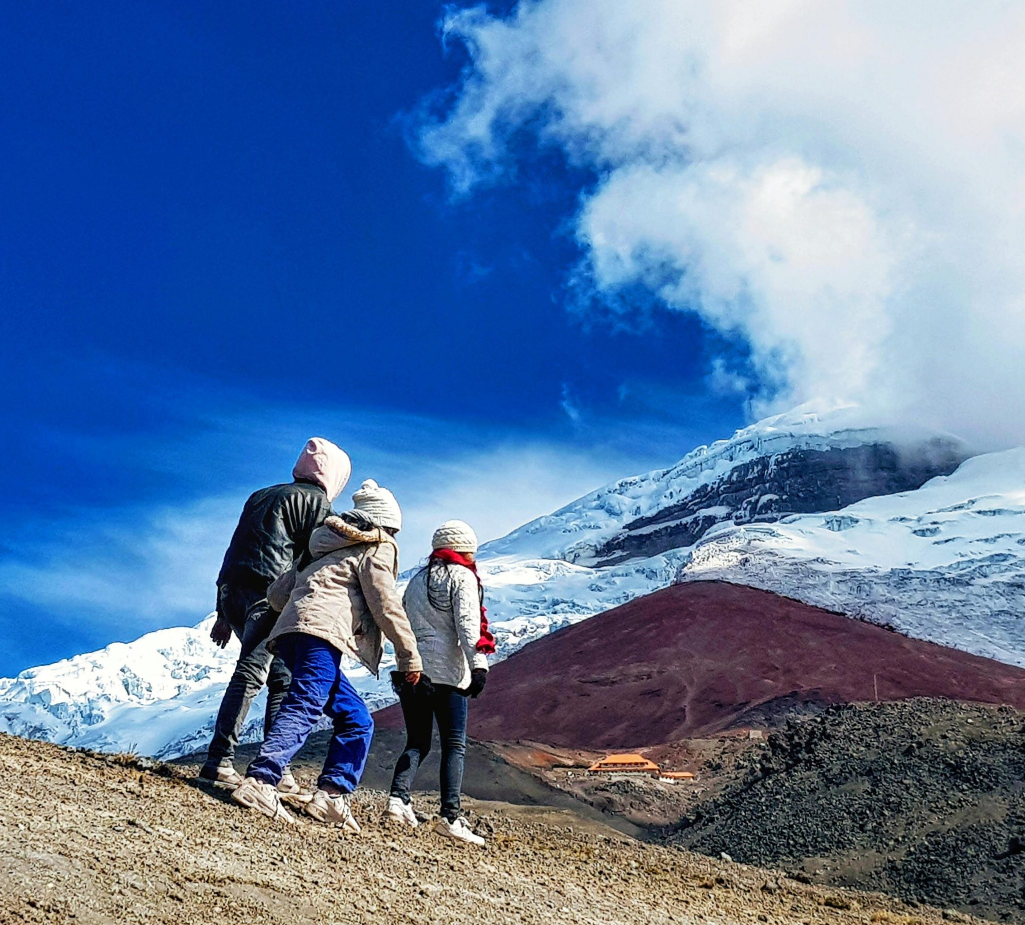 Cotopaxi day trip